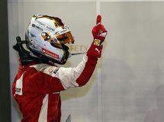 Sebastian Vettel gewann für Deutschland den Nations-Cup des RoC
