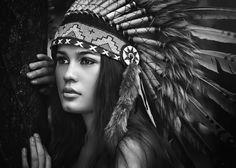 Фотография Luci Indian автор Ivan Lee на 500px