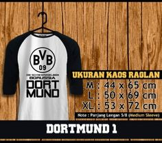 raglan shirt dortmund from ocean seven   100% cotton rubber pasta  online t-shirt for young and smart