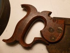 Saw Collecting And Restoration #1: S Biggin & Son Backsaw - by Waterlog @ LumberJocks.com ~ woodworking community