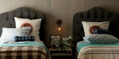 love these beds from Schoolhouse Electric http://www.schoolhouseelectric.com/inspiration/shop-by-room/hoffman-bedroom.html