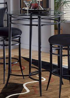 Cierra - Bar Height Bistro Table