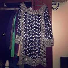 🎉🎉HP 10/30🎉🎉Pookie&sebastian polka dot dress Polka dot dress Pookie&sebastian Dresses