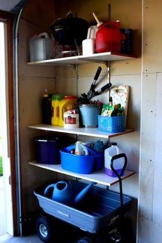 garage store wagon on wall - Google Search
