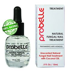 Probelle Natural Fungal Nail Treatment Anti Fungal Nail Treatment Nail Color Restoration Clear 5 oz 15 ml Patented Formula * Visit the image link more details. Note:It is Affiliate Link to Amazon.
