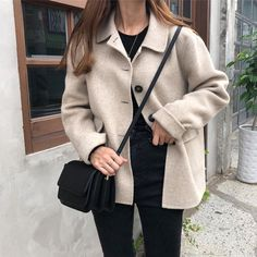 Afbeelding over meisje in mode- modieus - ik hou van it-kleding van dona - Lilly is Love Mode Outfits, Korean Outfits, Casual Outfits, Fashion Outfits, Fashion Clothes, Fashion Ideas, Fashion Tips, Ulzzang Fashion, Asian Fashion