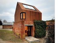 The Dovecote at Snape Maltings, Suffolk, England by Haworth Tompkins. I really like this.