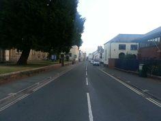 High Street Looking Towards Town Hall 1918 Wellington