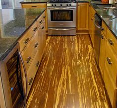 Cool Bamboo Flooring For Kitchen Flooring Ideas