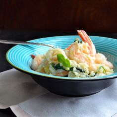 Shrimp and Feta Risotto by love #Risotto #Shrimp #Feta