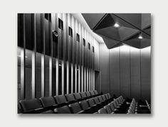 US Embassy Chancellery, London, England.  Architect, Eero Saarinen.