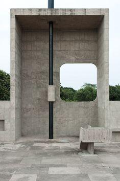 Open Hand | Chandigarh | Le Corbusier
