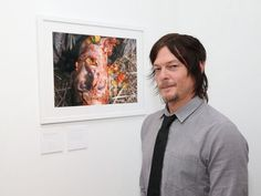 Norman Reedus Of 'The Walking Dead' Talks Photography & His Main Tip for Photographers #WalkingDead