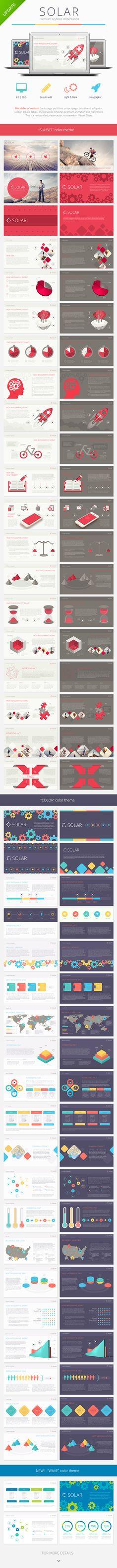 Solar Keynote Presentation Template  #social media #social networks #solar • Available here → http://graphicriver.net/item/solar-keynote-presentation-template/8208898?s_rank=42&ref=pxcr