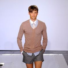 Photo Gallery of the Z Zegna Spring 2009 Collection