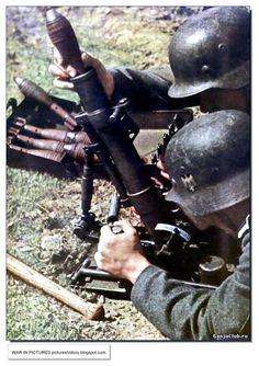 mortar Re-Pinned by HistorySimulation.com