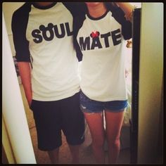 So cute! I want this! He def is my soulmate!