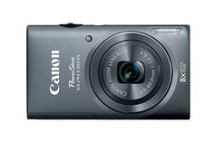 Amazon.com: Canon PowerShot ELPH 130 IS 16.0 MP Digital Camera with 8x Optical Zoom 28mm Wide-Angle Lens and 720p HD Video Recording (Gray):...