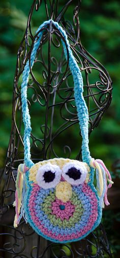 Child's Owl Purse/Pouch by BrobotMinionLab on Etsy, $15.00