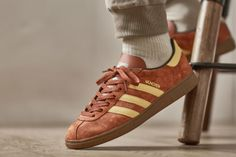 A Closer Look at the adidas Originals x SPEZIAL Fall/Winter 2015 Footwear Collection | Highsnobiety
