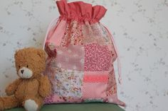 Check out our totes selection for the very best in unique or custom, handmade pieces from our shops. Knitted Bags, Drawstring Backpack, Fashion Backpack, Romantic, Backpacks, Knitting, Projects, Handmade, Etsy
