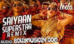 Listen to 'Saiyaan Superstar' REMIX Full Audio Song from Gulshan Kumar presents 'Ek Paheli Leela' a T-Series Film & a Paperdoll Entertainment Productions sta. Gulshan Kumar, Hindi Video, Audio Songs, Superstar, Wonder Woman, Superhero, Film, Movie Posters, Fictional Characters