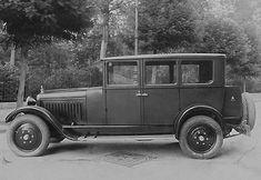 Minerva 12 CV-Six type AH (1927)