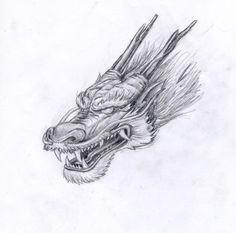 DeviantArt: More Like Dragon Heads by KatePfeilschiefter