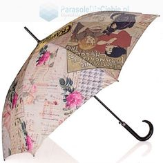 Parasol długi Doppler Modern Art Vintage