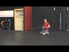 How to do a Kneeling Inch Worm to strengthen your core   See more at http://www.bikejames.com/