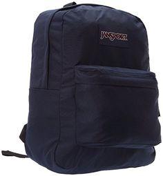 SuperBreak Backpack Color: Navy  http://stylexotic.com/superbreak-backpack-color-navy/