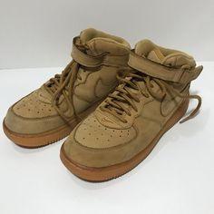 NIKE AIR FORCE 1 HIGH 07 LV8 'WHEAT' $99.95 | Sneaker Steal