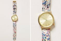 20 Watches to Amp Up Your Arm Party via Brit + Co.