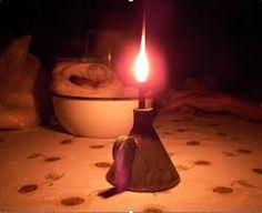 Resultado de imagem para lamparinas antigas