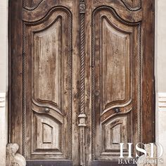 Photography Backdrop Old Door, Vintage Wood Door Photo Background – HSD Photography Backdrops & Floor Drop Photo Backgrounds