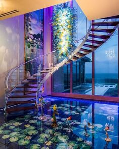 Luxury Homes With Extraordinary Amenities That You'll Wish You Live In - DesignTAXI.com