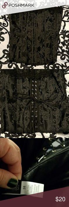 Hollywood Dream Corset Black corset Frederick's of Hollywood Intimates & Sleepwear Shapewear