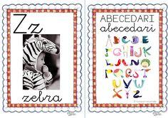LA MÀGIA D´EDUCAR: ABECEDARI LLETRA DE PAL I LLETRA LLIGADA Teaching Writing, Valencia, Classroom, Education, Blog, Google, Sign, School, Script Alphabet