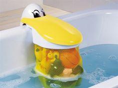 Køb KidsKit, Opbevaring til badelegetøj, Pelikanen - fra Lekmer.dk