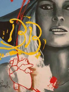 Still image between two heartbeats | Ponzellini Devis Brigitte Bardot, Still Image, In A Heartbeat, Be Still, Famous People, Pop Art, Icons, Portrait, Movie Posters