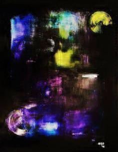 "Saatchi Art Artist Hego Goevert; Painting, ""Stirred Up"" #art"
