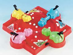Remember this game? The crazy, frenzy marble eating hippo game?  Well our not so small fishies. Childhood Games, 90s Childhood, Childhood Memories, Microsoft Surface, Hippo Games, Good Old Times, Vintage Industrial Furniture, Barbie, 90s Kids