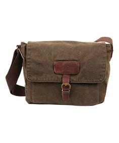 e1c8a070b8 Rothco Canvas European School Bag