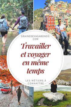 Voyager Seul, Digital Nomad, Budgeting, Road Trip, Motivation, Internet, Travel, Earning Money, Viajes