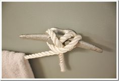 Creative Towel Bars & Hooks