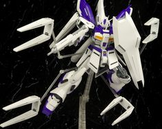 MG 1/100 Hi-Nu Gundam Ver.Ka assembled: Full Photoreview No.49 Hi Res Images [closeups too] http://www.gunjap.net/site/?p=200802