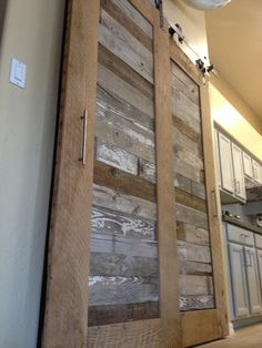 Reclaimed Oak and Pa