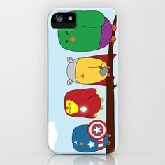 The+Avengers+iPhone+%26+iPod+Case+by+The+Animal+Kingdom+-+%2435.00