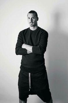 Zlatan Ibrahimovic ❤