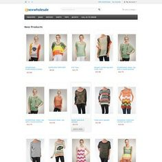 http://enewwholesale.com/   Wholesale clothing, apparel, clothes, tops, t-shirt, dresses, jeans online - Wholesale for women fashion clothing online in Los Angeles, CA fashion district, where have more than 1000 wholesaler business, we have more than 500 of cute women clothing from many importers and manufacturer from Los Angeles wholesale area, you can visit our website: Enewwholesale.com for see all the styles and easy to place a order, we have women sweater, women jeans, women leggings...